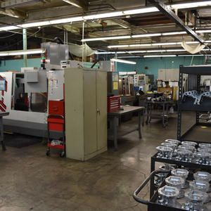 CNC Engineering Los Angeles