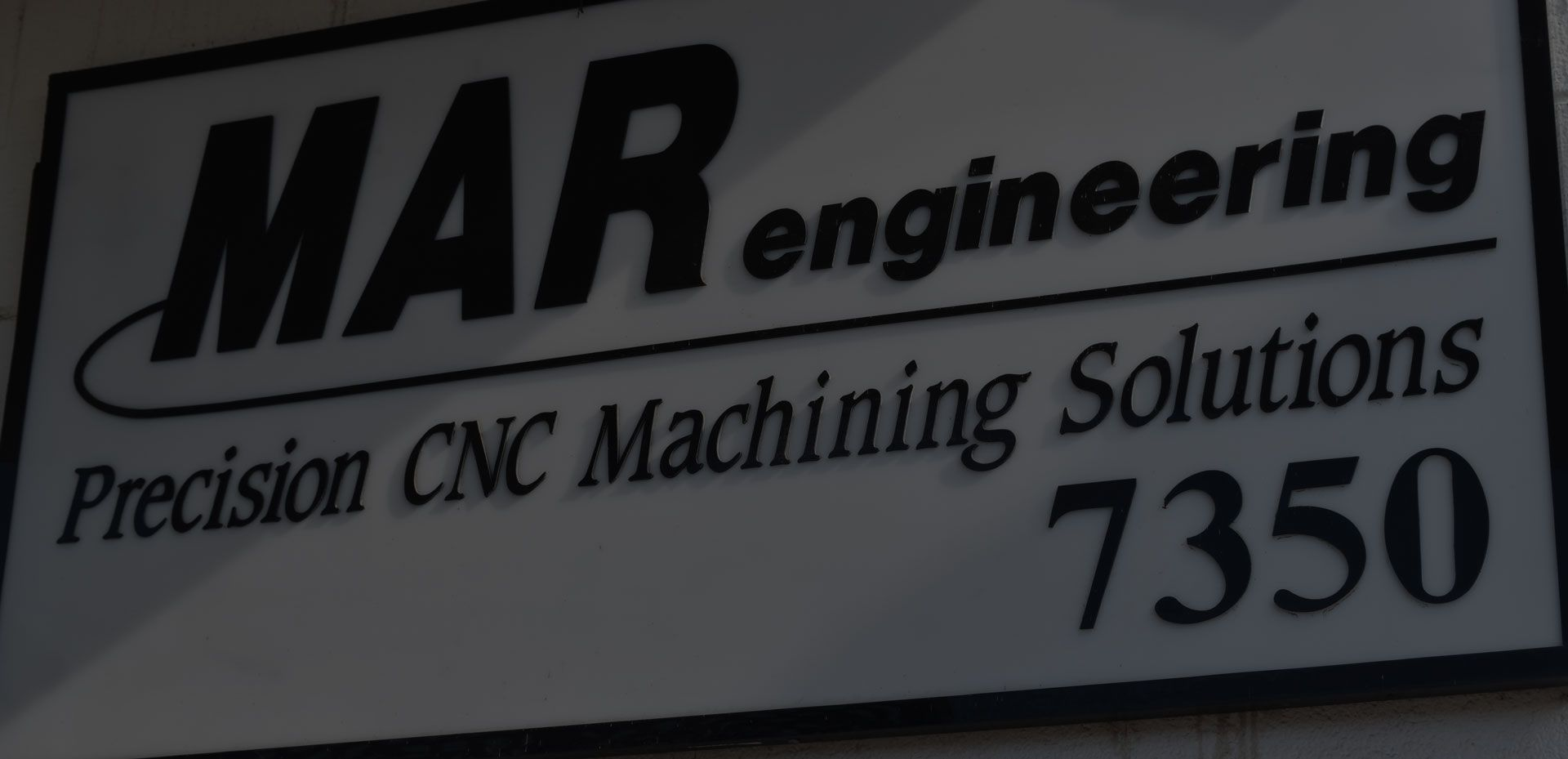 Mar Engineering - the machine shop for CNC machining solutions